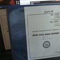 MIL HDBK 162-B United States Radar Equipment